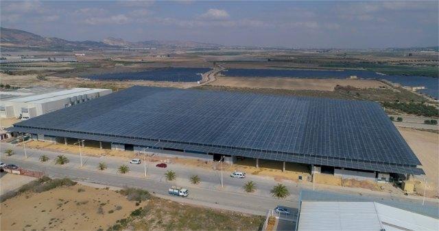 La empresa de autoconsumo más grande del país se instala en el Parque Industrial Alhama, Foto 1