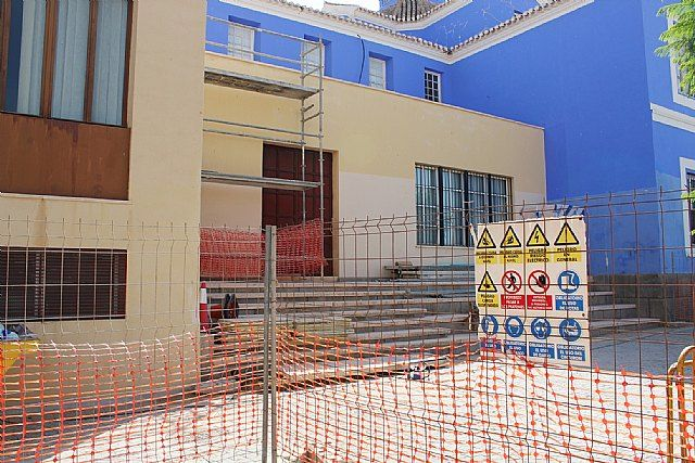 "A cut in the electricity supply will be carried out for the remodeling of the theater of the Socio-Cultural Center ""La Cárcel"" on Wednesday, from 2:00 p.m. to 4:00 p.m."