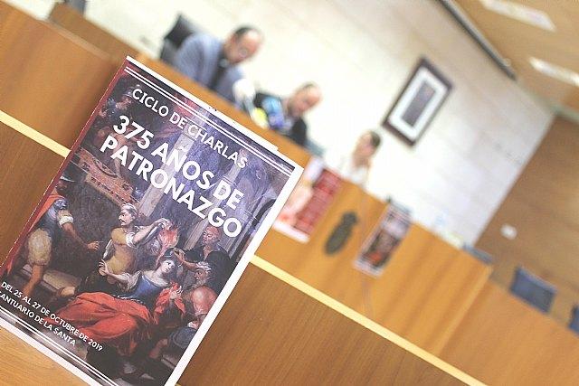 La Fundaci�n La Santa organiza un ciclo de ponencias para conmemorar el 375 aniversario del Patronazgo de Santa Eulalia en Totana, Foto 3