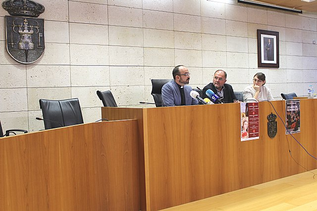 La Fundaci�n La Santa organiza un ciclo de ponencias para conmemorar el 375 aniversario del Patronazgo de Santa Eulalia en Totana, Foto 4