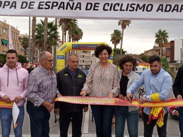 Puerto Lumbreras se vuelca una vez más con el ciclismo adaptado con la Copa de España 2019 y VIII Trofeo Internacional Ciudad de Puerto Lumbreras - 1, Foto 1