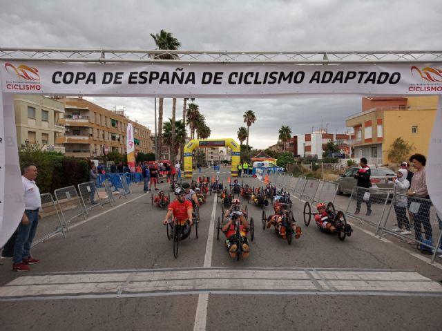 Puerto Lumbreras se vuelca una vez más con el ciclismo adaptado con la Copa de España 2019 y VIII Trofeo Internacional Ciudad de Puerto Lumbreras - 2, Foto 2