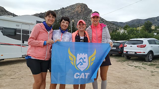 The CAT was present in 4 mountain races this weekend