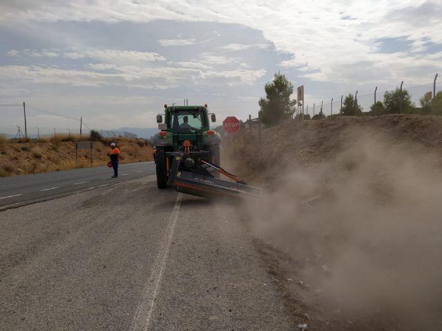 Fomento acondiciona los márgenes del tramo de la N-344 de competencia municipal que une Murcia con Las Torres de Cotillas - 2, Foto 2