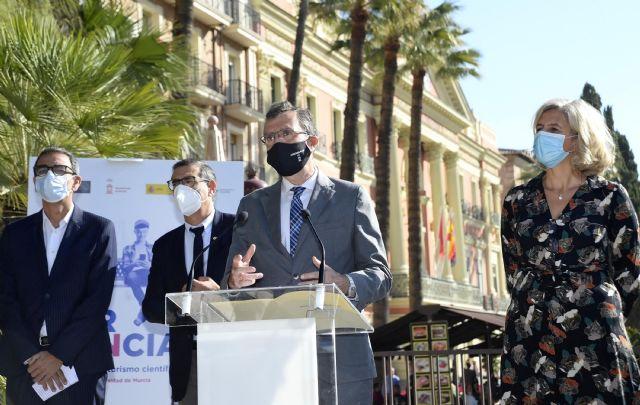 MurCiencia, la primera ruta que muestra la historia de Murcia a través de 12 hitos científicos - 1, Foto 1