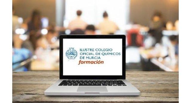 El Colegio Oficial y la Asociación de Químicos avanzan en su programación formativa en las modalidades presencial y on-line - 1, Foto 1