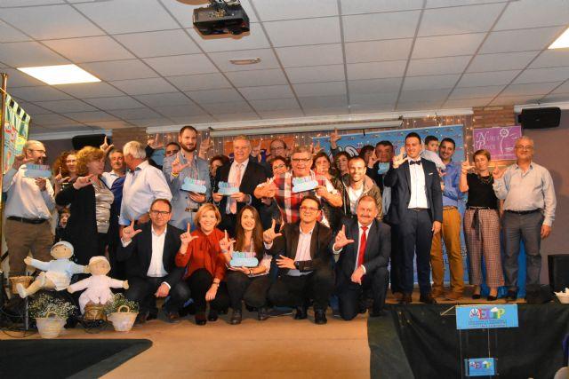 AELIP entrega sus Premios 2017 en una comida gala en la que más de trescientas personas arropan a esta asociación