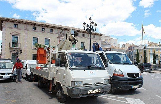 Se adjudica el contrato de póliza de seguros de la flota de vehículos del Ayuntamiento de Totana para los próximos dos años - 1, Foto 1
