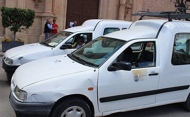 Se adjudica el contrato de póliza de seguros de la flota de vehículos del Ayuntamiento de Totana para los próximos dos años - 2, Foto 2