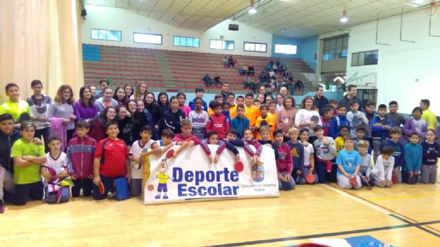 The Local Phase of School Sports Table Tennis was attended by 69 schoolchildren, Foto 1