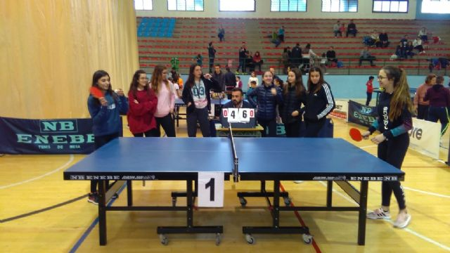 The Local Phase of School Sports Table Tennis was attended by 69 schoolchildren, Foto 4