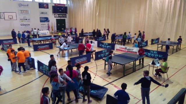 The Local Phase of School Sports Table Tennis was attended by 69 schoolchildren, Foto 5