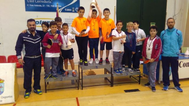 The Local Phase of School Sports Table Tennis was attended by 69 schoolchildren, Foto 8