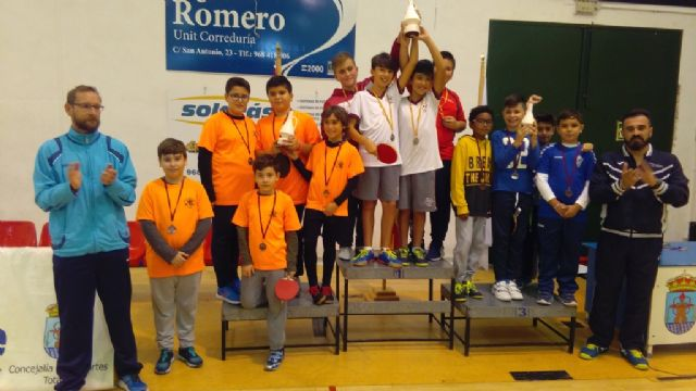 The Local Phase of School Sports Table Tennis was attended by 69 schoolchildren, Foto 9