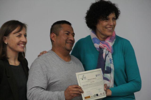 190 alumnos del proyecto Eco-Green reciben sus diplomas tras terminar su formación en empleos verdes - 2, Foto 2