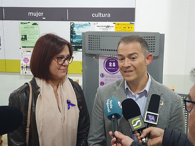 Nuevo punto de atención especializada a víctimas de violencia de género en Abarán - 2, Foto 2