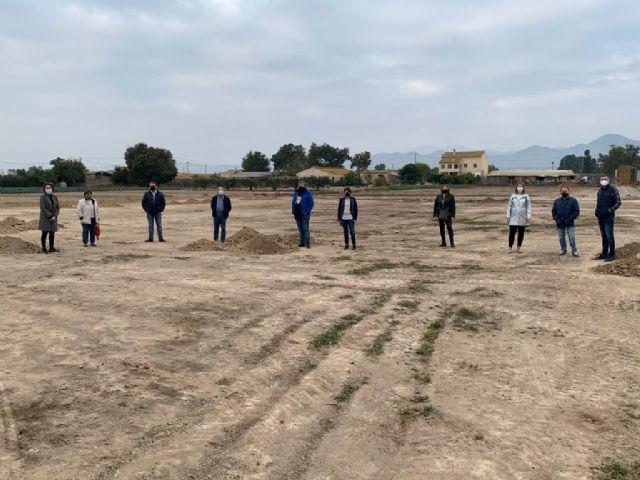 El Ayuntamiento de Lorca trabaja en la creación de una zona de ocio vecinal en la pedanía de El Campillo - 1, Foto 1