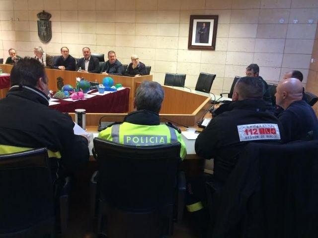 La Junta Local de Seguridad Ciudadana suscribe la propuesta de la Alcaldía para efectuar fuegos vegetales con condicionantes el día de la romería de Santa Eulalia, Foto 1