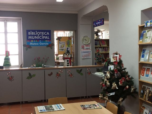 New schedules of the Municipal Library and the Study Room on the occasion of the Christmas and Kings parties, Foto 3