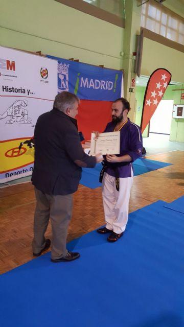 El agente Sergio Martínez consigue el primer puesto en el Curso de Entrenador Nacional nivel 1 y Defensa Personal Policial, Foto 4