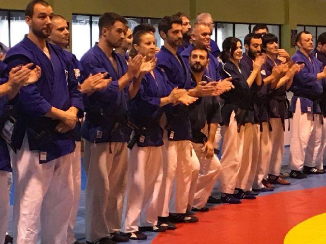 El agente Sergio Martínez consigue el primer puesto en el Curso de Entrenador Nacional nivel 1 y Defensa Personal Policial, Foto 7