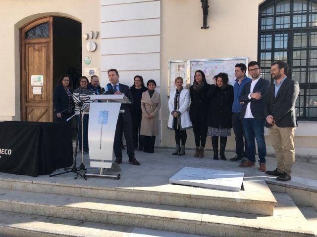 El Ayuntamiento de Torre-Pacheco clausura los actos con motivo del 150 aniversario de la Plaza del Ayuntamiento - 1, Foto 1