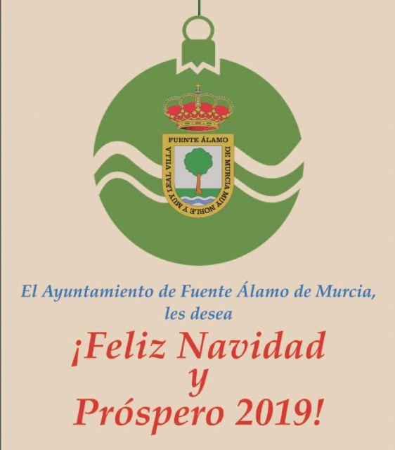 Fuente Álamo inaugura el programa de actividades navideñas 2018 - 1, Foto 1
