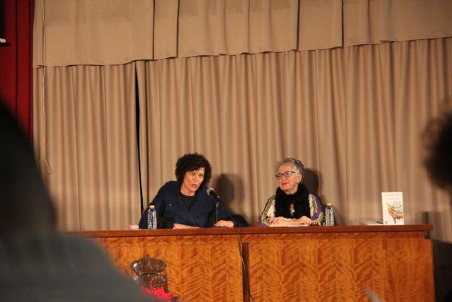 Carmen Martínez presenta su décimo libro titulado 'Un puñado de Esperanza' - 2, Foto 2