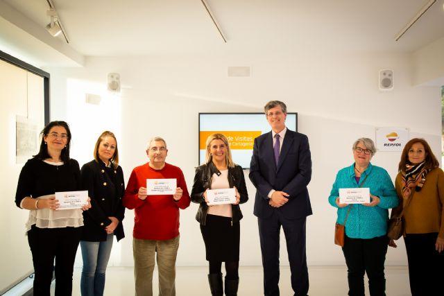 Repsol apoya con 15.000 euros cuatro proyectos sociales para Cartagena y La Unión - 1, Foto 1