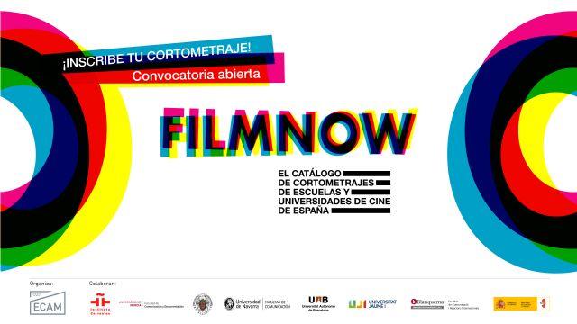 Abierto el plazo de inscripción para estudiantes a la 4ª edición de FilmNow, certamen en el que colabora la Universidad de Murcia - 1, Foto 1