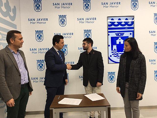 Ciudadanos condiciona los presupuestos municipales de San Javier con 18 medidas en todas las áreas - 1, Foto 1