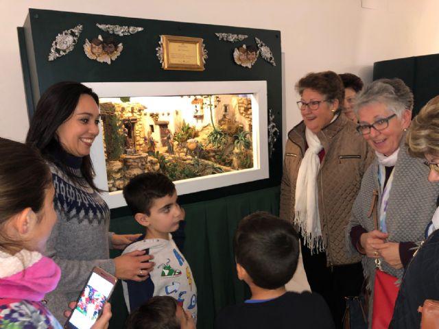 La Casa de los Duendes de Puerto Lumbreras acoge una exposición de Dioramas navideños - 1, Foto 1