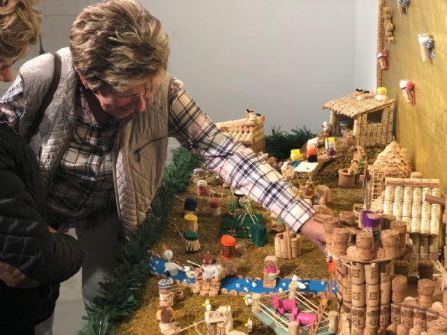La Casa de los Duendes de Puerto Lumbreras acoge una exposición de Dioramas navideños - 3, Foto 3