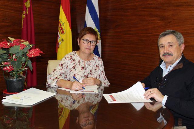 Firmados los convenios con las asociaciones medioambientales Stipa y Grupo Hinneni. - 1, Foto 1