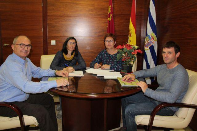 Firmados los convenios con las asociaciones medioambientales Stipa y Grupo Hinneni. - 2, Foto 2