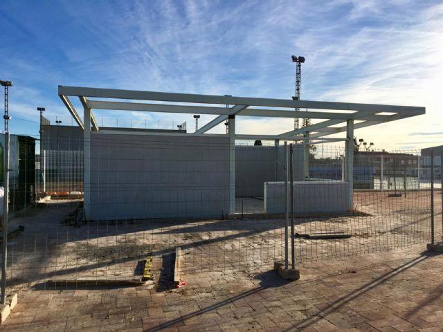 El servicio de la nueva cantina del polideportivo municipal de Las Torres de Cotillas sale a licitación - 1, Foto 1