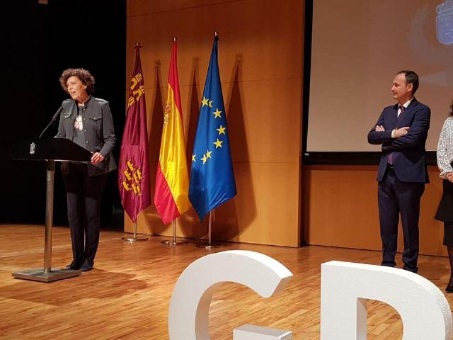 El Ayuntamiento de Puerto Lumbreras, galardonado en los Premios a la Igualdad de la Comunidad Autónoma - 1, Foto 1