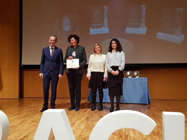 El Ayuntamiento de Puerto Lumbreras, galardonado en los Premios a la Igualdad de la Comunidad Autónoma - 2, Foto 2