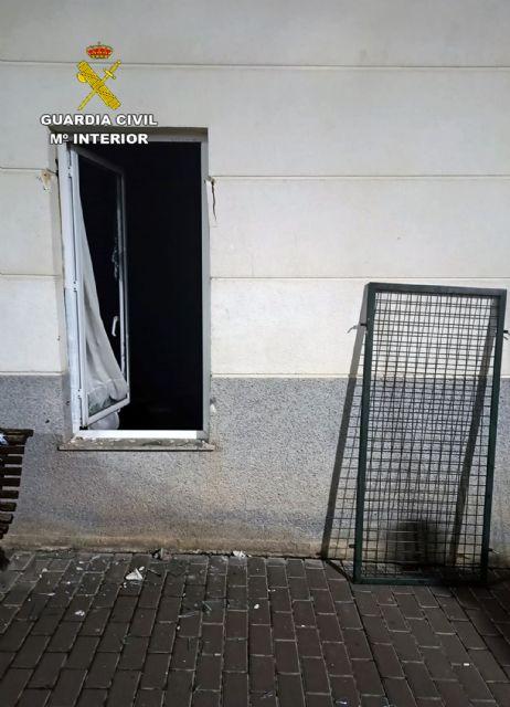 La Guardia Civil detiene a un experimentado delincuente por una docena de robos en comercios y viviendas de Moratalla - 1, Foto 1