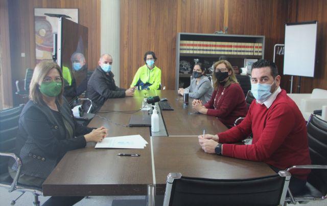 El Ayuntamiento y asociaciones deportivas locales reafirman su compromiso con el deporte pinatarense - 1, Foto 1
