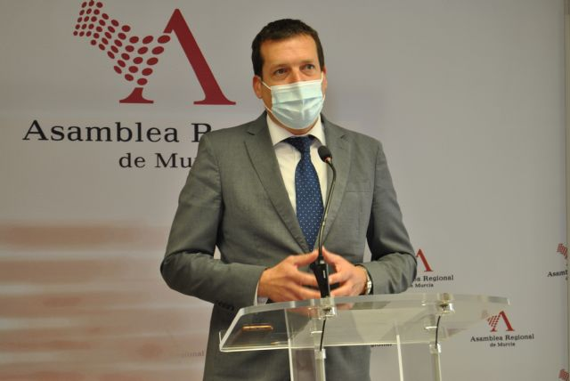Manuel Sevilla: El Gobierno regional está incumpliendo la ley de recuperación del Mar Menor - 1, Foto 1