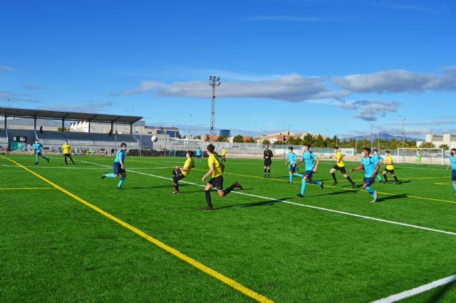 El juvenil del Atlético Torreño estrena el nuevo césped artificial del municipal Onofre Fernández Verdú - 2, Foto 2
