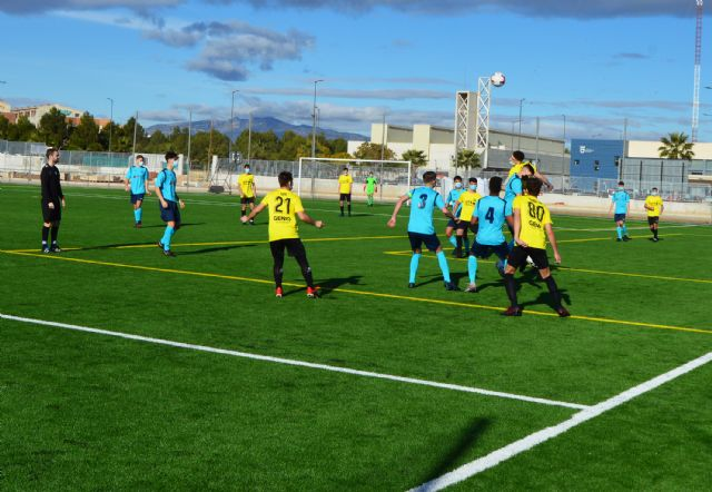El juvenil del Atlético Torreño estrena el nuevo césped artificial del municipal Onofre Fernández Verdú - 3, Foto 3