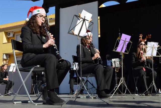Entrañable concierto navideño de la asociación Amigos de la Música de Las Torres de Cotillas - 3, Foto 3