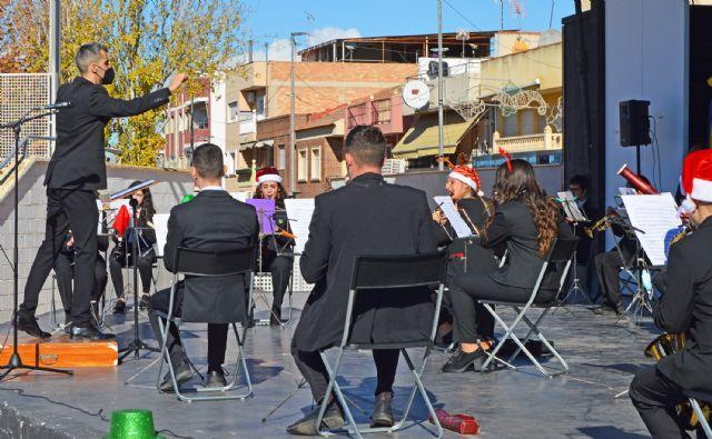 Entrañable concierto navideño de la asociación Amigos de la Música de Las Torres de Cotillas - 5, Foto 5
