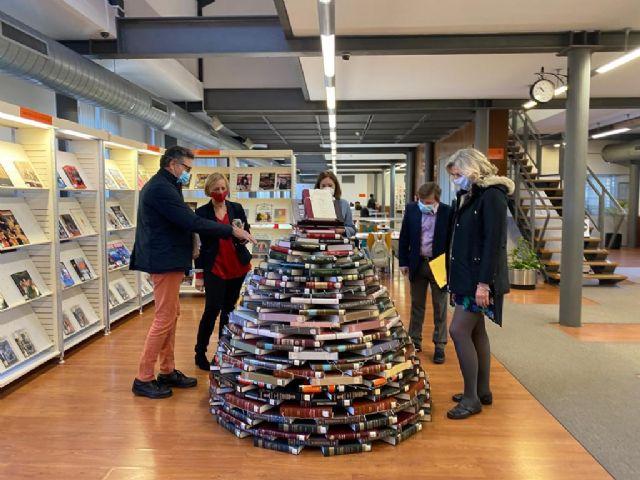 Las Bibliotecas de Murcia estarán abiertas durante la Navidad con un horario especial - 1, Foto 1