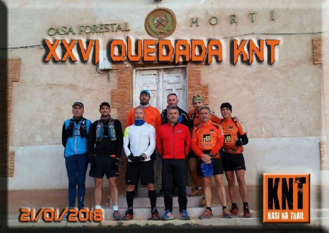 26 quedada del grupo de amigos de la montaña Kasi N� Trail, Foto 2