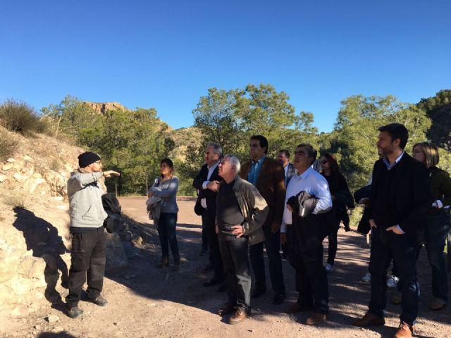 El PSOE exige al Gobierno regional que destine fondos de la partida para patrimonio arqueol�gico de los presupuestos 2018 para avanzar con los trabajos de La Bastida, Foto 1
