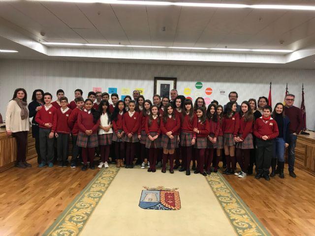 29 alumnos de 1º ESO del Centro Concertado Virgen del Pasico de Torre-Pacheco constituyen una cooperativa para recaudar fondos para su viaje de estudios - 4, Foto 4