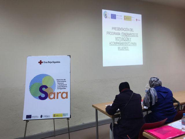 La concejalía de Servicios Sociales acoge el Programa Itinerarios de Motivación y Acompañamiento para Mujeres SARA - 2, Foto 2